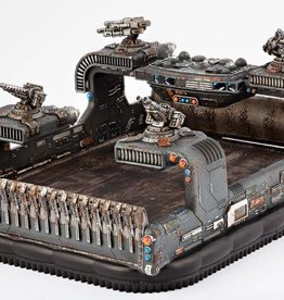 Hawk Wargames Dropzone Commander: Resistance - NT-4 Leviathan Heavy Hovercraft