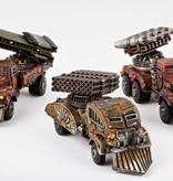 Hawk Wargames Dropzone Commander: Resistance - Storm Wagons