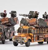 Hawk Wargames Dropzone Commander: Resistance - Battle Bus