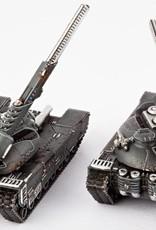 Hawk Wargames Dropzone Commander: Resistance - Zhukov AA MBTs