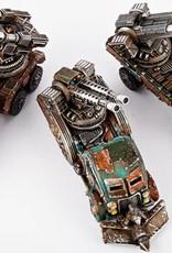 Hawk Wargames Dropzone Commander: Resistance - Gun Wagon
