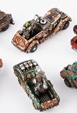 Hawk Wargames Dropzone Commander: Resistance - Rocket Technicals