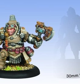 Privateer Press Warmachine: Mercenaries - General Ossrum