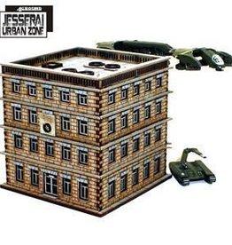 4Ground Miniatures District XXII Hab-Block 3