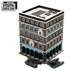 4Ground Miniatures District XXII Hab-Block 6