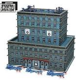 4Ground Miniatures District XXII Ward Municiple Building Hab-Block 8