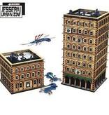4Ground Miniatures District XXII Hab-Blocks 1&2 (with Add-On)