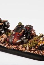 Hawk Wargames Dropzone Commander: Resistance - Freeriders