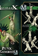 Wyrd Miniatures Malifaux: Resurrectionists: Punk Zombies