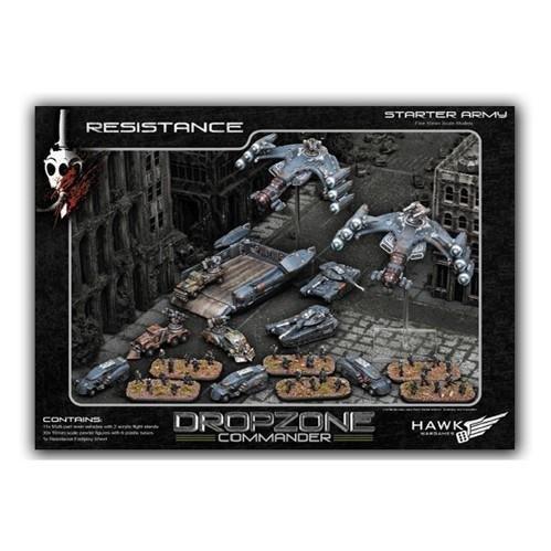 Hawk Wargames Dropzone Commander: Resistance - Starter Army