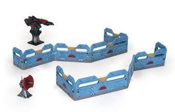 Mantic Battlezones: Defence Line Kit
