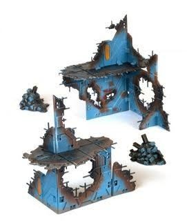 Mantic Battlezones: Ruined Outpost