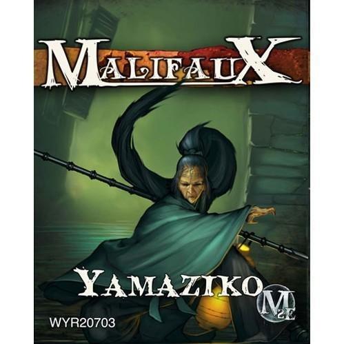 Wyrd Miniatures Malifaux: Yamaziko