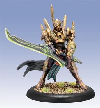 Privateer Press Warmachine: Retribution - Thyron, Sword of Truth