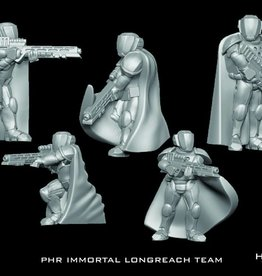 Hawk Wargames Dropzone Commander: PHR - Immortal Longreach Team