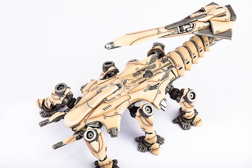 Hawk Wargames Dropzone Commander: PHR - Nemesis Command