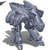 Hawk Wargames Dropzone Commander: PHR - Jocasta Caine, Battle Vizier
