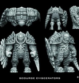 Hawk Wargames Dropzone Commander: Scourge - Eviscerators