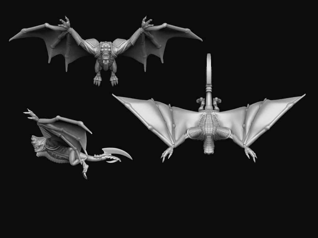 Hawk Wargames Dropzone Commander: Scourge - Vampires