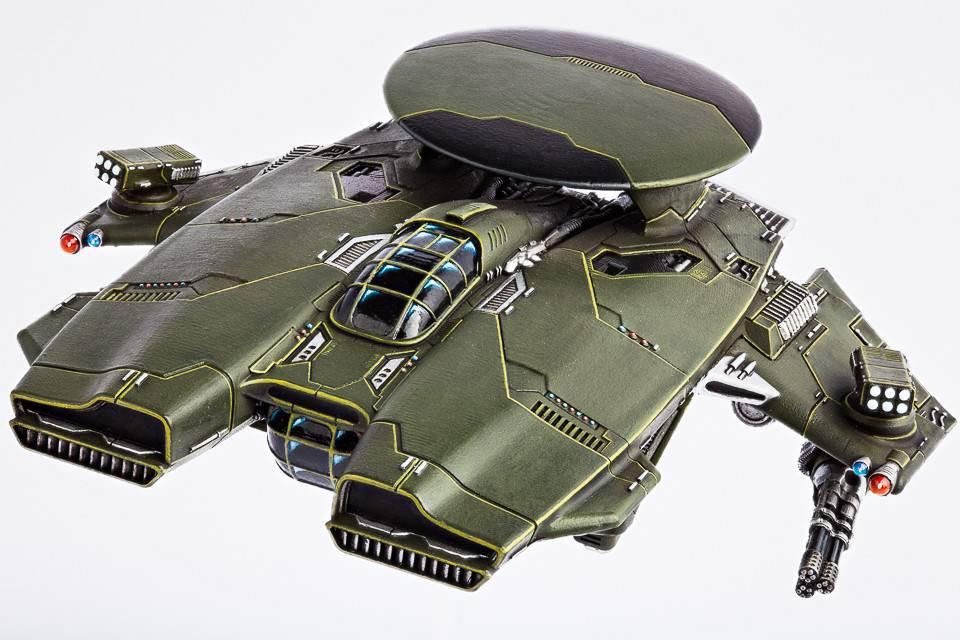 Hawk Wargames Dropzone Commander: UCM - Phoenix Command