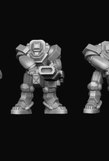 Hawk Wargames Dropzone Commander: UCM - Heavy Hazard Suits