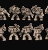 Hawk Wargames Dropzone Commander: Shaltari - Pungari Auxiliaries