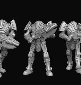 Hawk Wargames Dropzone Commander: Shaltari - Samurai