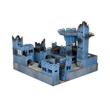 Mantic Battlezones: Urban Quadrant