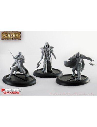 Prodos Games Warzone: Bauhaus RPG Models