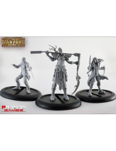 Prodos Games Warzone: Dark Legion RPG Models