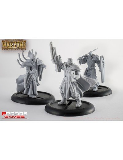 Prodos Games Warzone: Brotherhood RPG Models