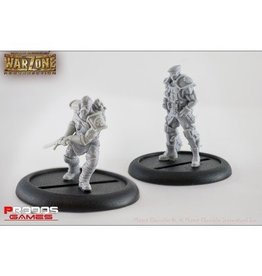 Prodos Games Warzone: Imperial RPG Models