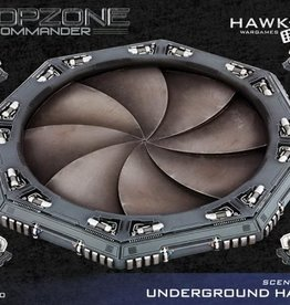 Hawk Wargames Dropzone Commander: Underground Hangar Scenery Pack