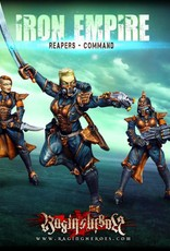 Raging Heroes IRON EMPIRE - REAPERS - COMMAND