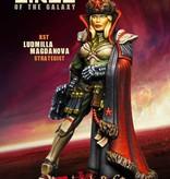 Raging Heroes KURGANOVAS - LUDMILLA MAGDANOVA, STRATEGIST
