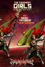 Raging Heroes KURGANOVAS - CHARACTER BOX KST 3