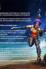 Raging Heroes JAILBIRDS - CHARACTER BOX 2