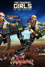 Raging Heroes JAILBIRDS - CHARACTER BOX 2