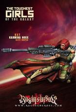 Raging Heroes KURGANOVAS - CHARACTER BOX KST 2