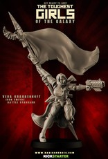 Raging Heroes IRON EMPIRE - VERA KRABBENHOFT, BATTLE STANDARD