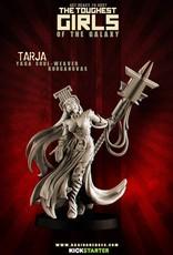 Raging Heroes KURGANOVAS - TARJA, YAGA SOUL-WEAVER