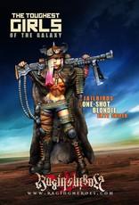 Raging Heroes JAILBIRDS - ONE-SHOT BLONDIE