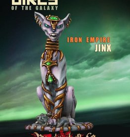 Raging Heroes IRON EMPIRE - JINX, IE MASCOT