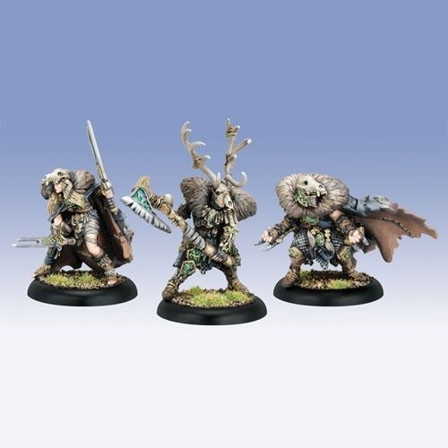 Privateer Press Hordes: Circle - The Death Wolves