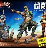 Raging Heroes JAILBIRDS - CHARACTER BOX 3