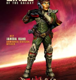 Raging Heroes KURGANOVAS - JAHEDA KANO