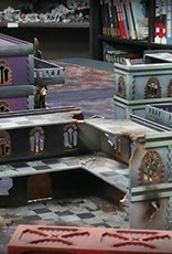 Frontline Gaming ITC Terrain Series: Urban Square Balcony Level Upgrade