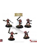 Prodos Games Warzone: Capitol Martian Banshees Linebreakers