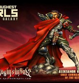Raging Heroes KURGANOVAS - ALEKSANDR KURGANOV