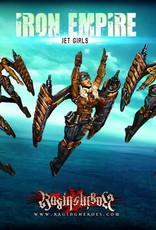 Raging Heroes IRON EMPIRE - JET GIRLS